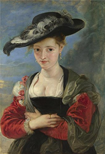 - Oil Painting 'Peter Paul Rubens-Portrait Of Susanna Lunden,1622-1625' 16 x 23 inch / 41 x 60 cm , on High Definition HD canvas prints is for Gifts And Bed Room, Gym And Living Room Decoration, huge