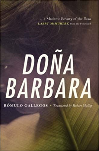 Image result for dona barbara book
