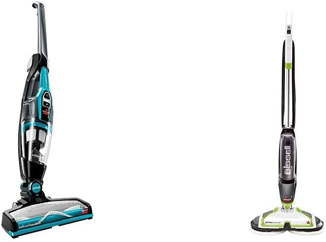Adapt ION + Spinwave Hard Floor Cleaner