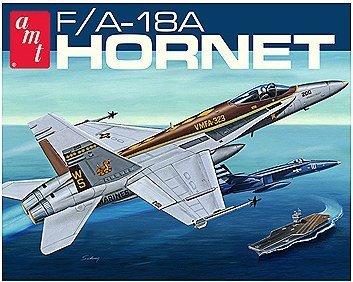 AMT AMT779/12 1/48 F/A-18 Hornet Fighter Jet AMTS0779