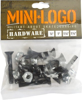 Mini-Logo Skateboard Hardware 1