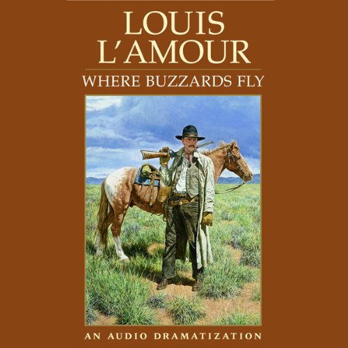 Bargain Audio Book - Where Buzzards Fly