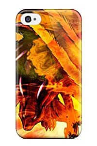 Fashion Protective Narutos And Backgrounds Case Cover For Iphone 4/4s