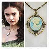 The Vampire Diaries Inspired Necklace- Chain Included