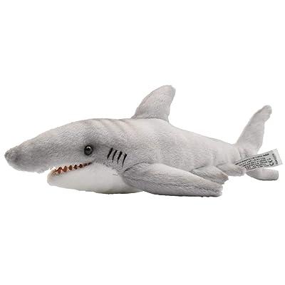 HANSA Tiger Shark Plush: Toys & Games