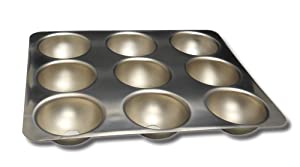 King Kooker 9BPR Stainless Steel Pepper and Tomato Roasting Rack-9 Hole, OS Multi