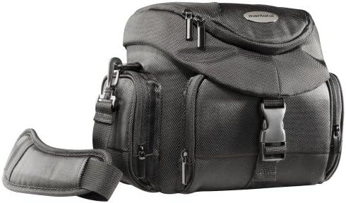 Mantona Premium Biker - Funda de cámara réflex para Bicicleta (asa ...