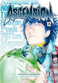 Ascension, tome 12 par Shin'ichi Sakamoto
