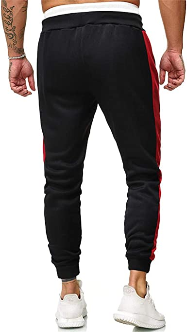 Ptyhk RG Mens Loose Tracksuit Fashion Warm Up Jogging Suit with Clothes and Pants