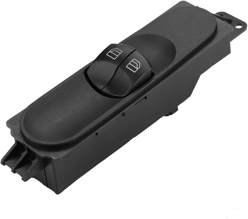 Rockyin A9065451513 Schalter for Fensterheber Fits for Mercedes Vito//Viano W639