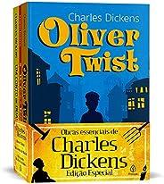 Obras essenciais de Charles Dickens