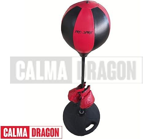Calma Dragon Punching Ball, Saco de Boxeo de pie, Bola de ...