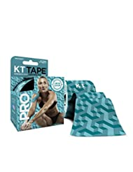 KT TAPE PRO Elastic Kinesiology Therapeutic Tape, 20 Precut 1...