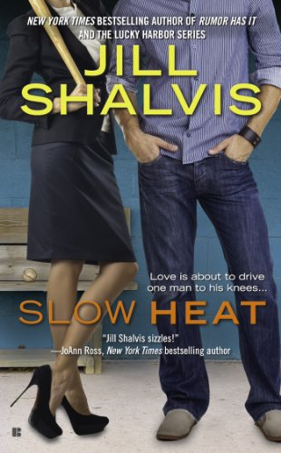 book cover of Slow Heat
