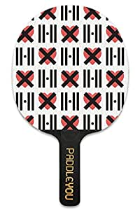 Singles Day 2015 Ping Pong Paddle (Game Improving Paddle)