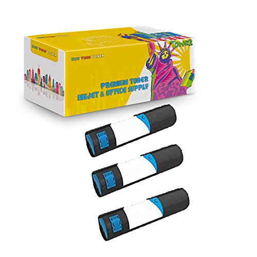 New York TonerTM New Compatible 3 Pack Xerox 116R01160 High Yield Toner for Xerox - Phaser: Phaser 7760 . -- Cyan