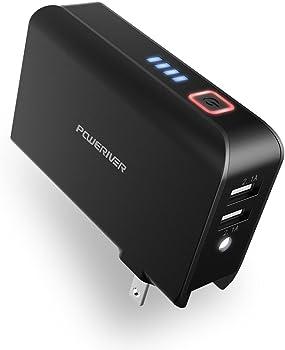 Poweriver 5000mAh Portable Power Bank