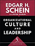 img - for Organizational Culture and Leadership (The Jossey-Bass Business & Management Series) book / textbook / text book