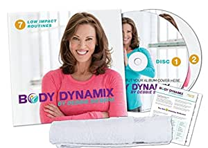 Joint-Friendly Workout DVD - Low-Impact Exercise and Fitness Workout for Adults over 50 : Body Dynamix by Debbie Siebers