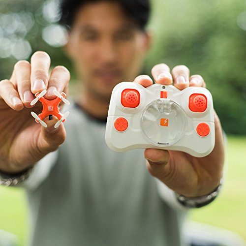 SKEYE Pico Drone - Remote Controlled - Micro Quadcopter with RTF Technology - One Year Warranty