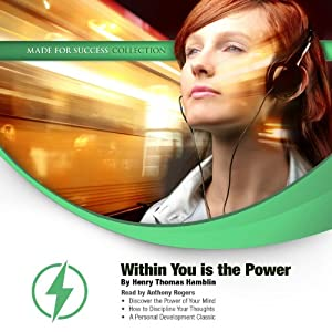 Within You Is the Power Audiobook