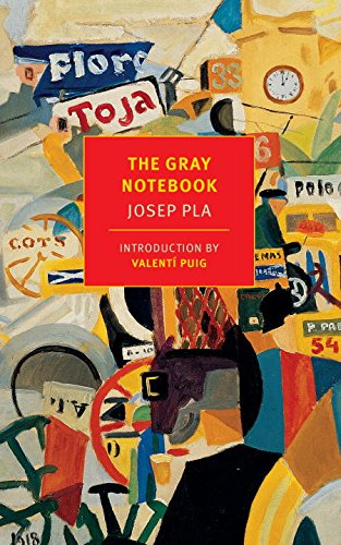 The Gray Notebook (New York Review Books - Notebook Gray