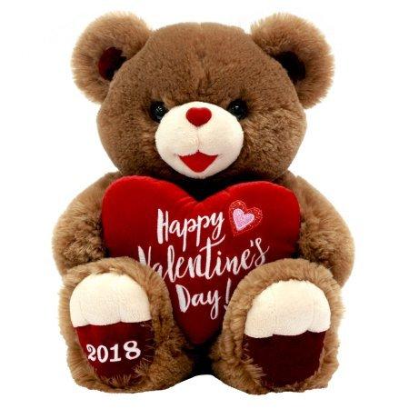Valentines Day Gift Plush Teddy Bear 2018