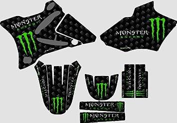 Yamaha YZ85 Monster Ms Graphics Kit