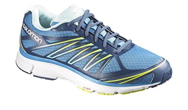 SALOMON SalomonX-Tour 2 - Zapatillas de Running para Asfalto Mujer Azul Azul Talla:9.5: Amazon.es: Deportes y aire libre