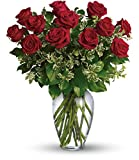 Chicago Flower Co. - Always on My Mind - Long Stemmed Red Roses - Fresh and Hand Delivered