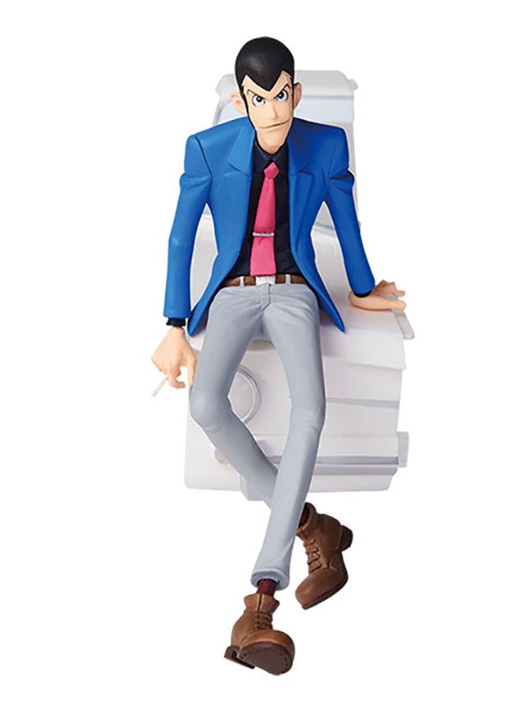 Banpresto Lupin The Third Part 5 Daisuke Jigen 6.7-inch Creator x Creator Series Figure