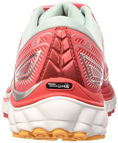 para Blazing Blue de W 13 Tint Mujer Orange Brooks Running Glycerin Zapatillas Hibiscus RgPYYq