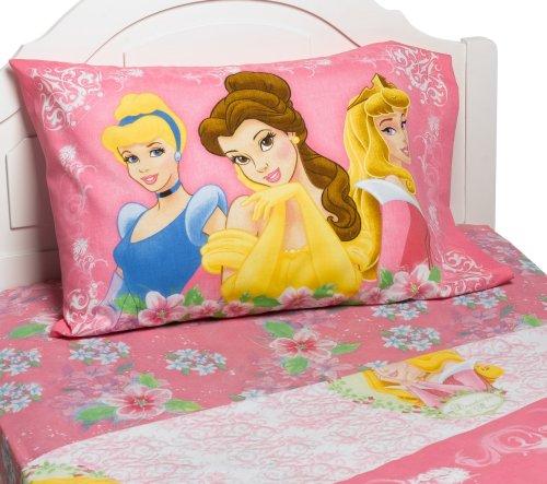 Princess Disney Magic Garden Twin Sheet Set ()