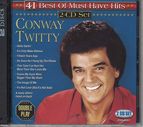 2 CD: 41 Best Of Must Have Hits