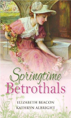 book cover of Springtime Betrothals