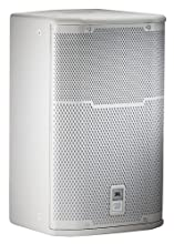 "JBL PRX412M-WH 12"" Portable 2-way Passive Utility Stage Monitor and Loudspeaker System, White"