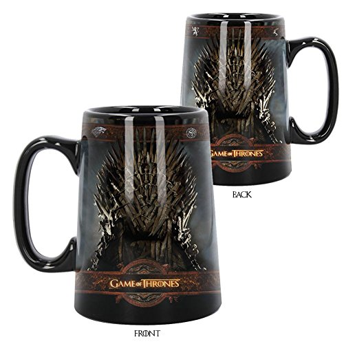 Ceramic Tankard - Legends of the Swords Game of Thrones Dragon Tankard
