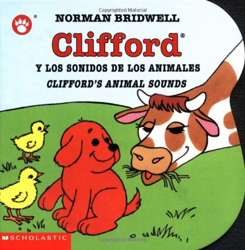 Clifford's Animal Sounds / Clifford y los sonidos de, used for sale  Delivered anywhere in USA