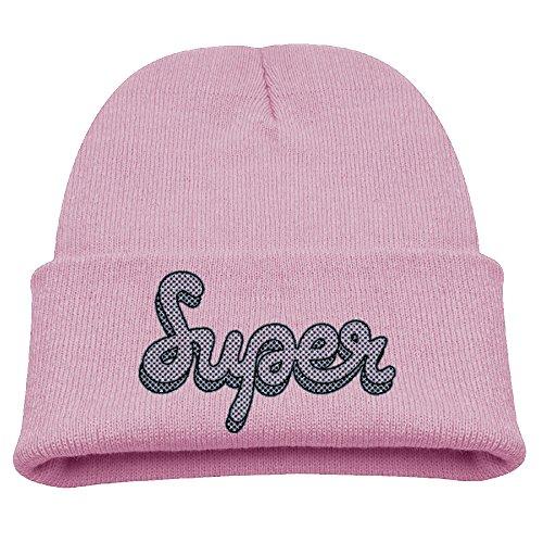 Espresso Wool Cashmere - Big Girls' Cashmere Hat Hipster Beanie Winter Super Woolen Cap WinterHats Beanies Pink