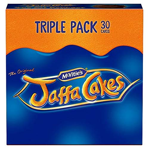 (McVities Jaffa Cakes Triple Pack 30 366g )