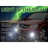 2011 2012 2013 2014 Dodge Grand Caravan Xenon Halogen Fogs Lamp Driving Lights