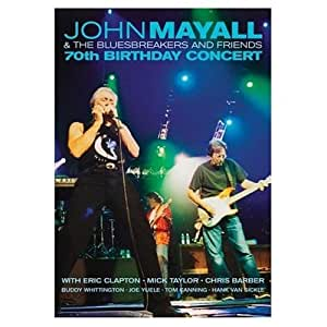 John Mayall and The Bluesbreakers - 70th Birthday Concert - IMPORT