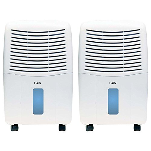 Haier 2 Speed Portable Mechanical Dehumidifier