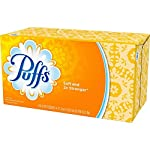 Puffs 87611CT White Facial Tissue, 2-Ply, 180 Sheets (Case of 24)