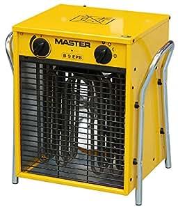 Master eléctrico calefactor (eléctrico Calefacción B 9EPB 4,5/9kW * * * NUEVO * * *