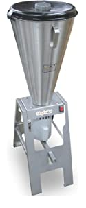 SKYFOOD LAR-25LMB 6 1/2 gal FOOD BLENDER 3,500 RPM 1 1/2 HP - STAINLESS STEEL SEAMLESS CONTAINER
