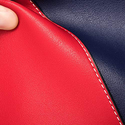 Pu 1 Bolso Compartimento color Mensajero 1 Rxf Metro Hombro Mujer De Tamaño WPBTqUwdY