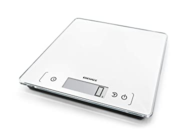 Soehnle Page Comfort 400 - Báscula de cocina digital, color blanco: Amazon.es