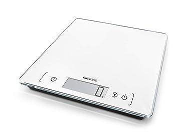 Soehnle Page Comfort 400 - Báscula de cocina digital, color blanco: Amazon.es
