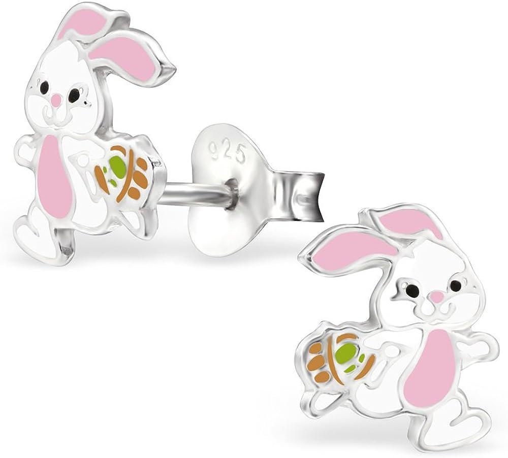 Easter Bunny Cufflinks Solid Bronze